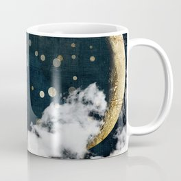 Cloud Cities New York Coffee Mug