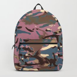 Camo Camo, don't blend in with the crowd! Backpack