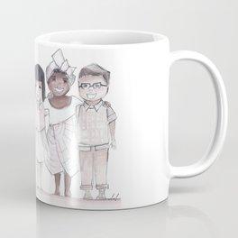 quinnslion love print Coffee Mug