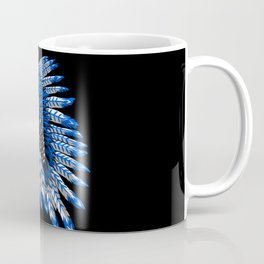 Indian chief tiger Coffee Mug