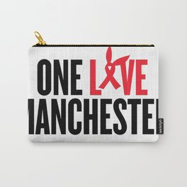 One Love Manchester Carry-All Pouch