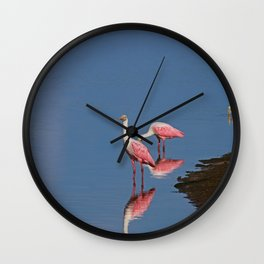 The Guide Wall Clock