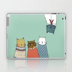 You crazy cat Laptop & iPad Skin