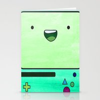 bmo Stationery Cards featuring BMO by Some_Designs