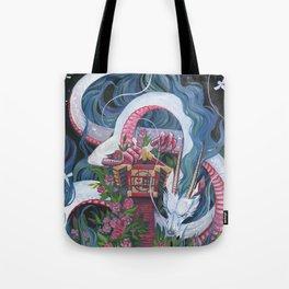 Haku Tote Bag