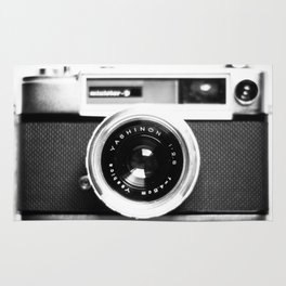 Camera Vintage Rug