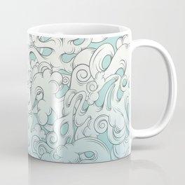 Entangled Clouds Coffee Mug
