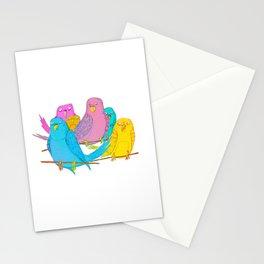 Pajaritos Stationery Cards