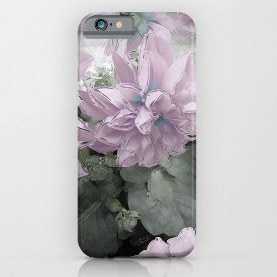 Pastel Dahlia's iPhone & iPod Case