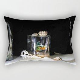 Vanitas I Rectangular Pillow