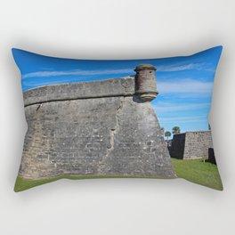 Castillo de San Marcos VI Rectangular Pillow