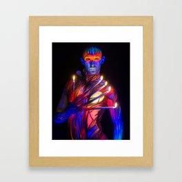 Candlehands Framed Art Print