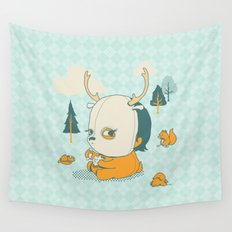 Esquilophrenic Wall Tapestry