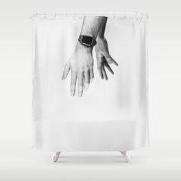 HandsFree Shower Curtain