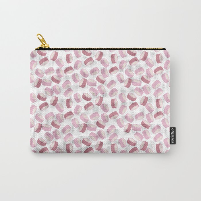 Today We Wear Pink Carry-All Pouch