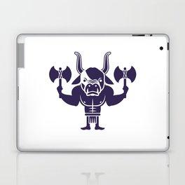 2 of Clubs - Minotaur Laptop & iPad Skin