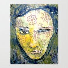 luster Canvas Print