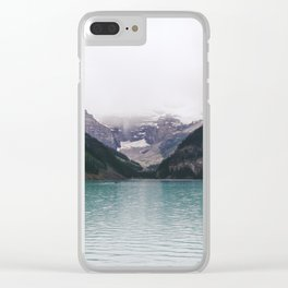 Lake Louise Clear iPhone Case