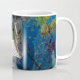 Golf art print work 9 Coffee Mug