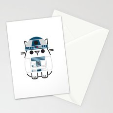 Droid Paws Stationery Cards