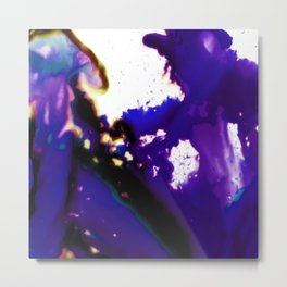Abstract Bliss 3J by Kathy Morton Stanion Metal Print
