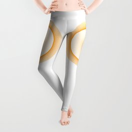Interference Pattern Leggings