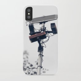 they are watching iPhone Case