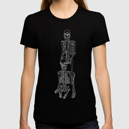 Skeleton Sex #3 T-shirt