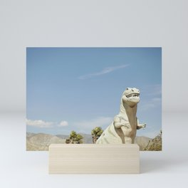 Cabazon Dinosaur Mini Art Print