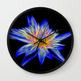 The Mind of Nature Wall Clock