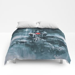 Audience With The Titan Comforters
