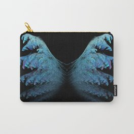Blue wings Carry-All Pouch
