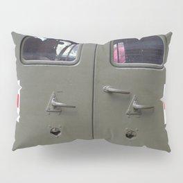red cross Pillow Sham