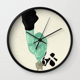 Statue of Liberty '68 Wall Clock