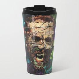 Henry Chinaski  Travel Mug