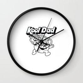 Kool Dad Wall Clock