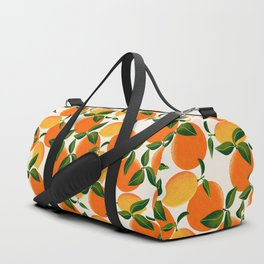 Oranges and Lemons Duffle Bag