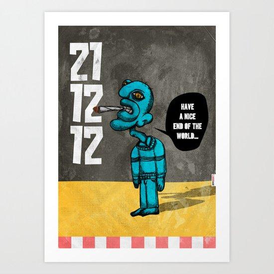 211212 Art Print