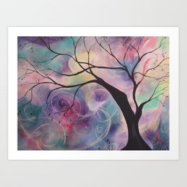 Dream Tree Art Print