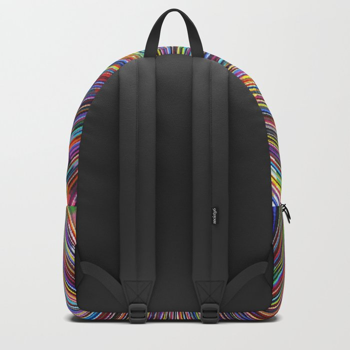 Pattern Colors Backpack