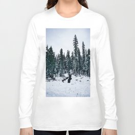 Dusting of Snow Long Sleeve T-shirt
