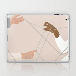 Wired Together Laptop & iPad Skin