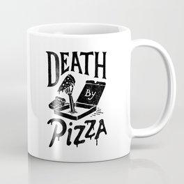 Death by Pizza Coffee Mug