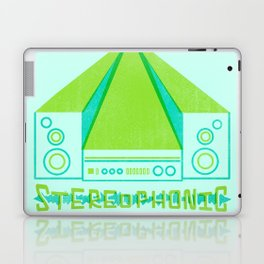stereophonic Laptop & iPad Skin