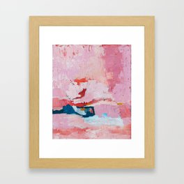 Flesh and Blood Framed Art Print