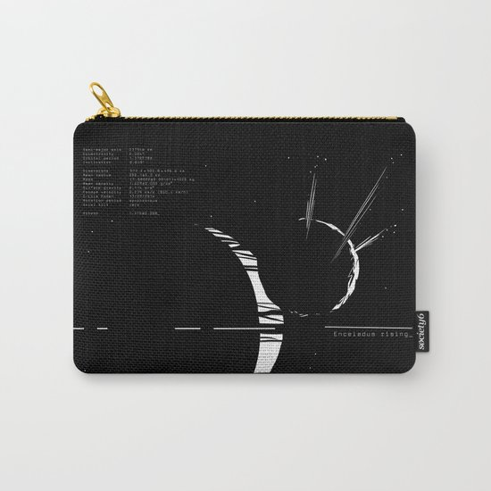 Enceladus rising_ Carry-All Pouch