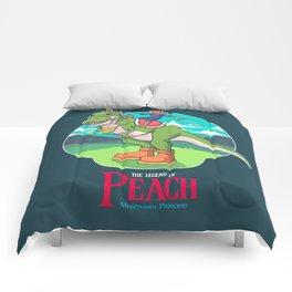 Mushroom Princess Comforters
