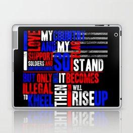 Rise Up Laptop & iPad Skin