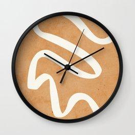 abstract minimal 31 Wall Clock
