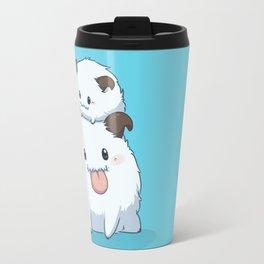 LoL Poro - Blue ver. Travel Mug